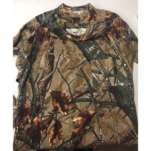 Lot of 2 Outfitters Ridge Camo Shirts